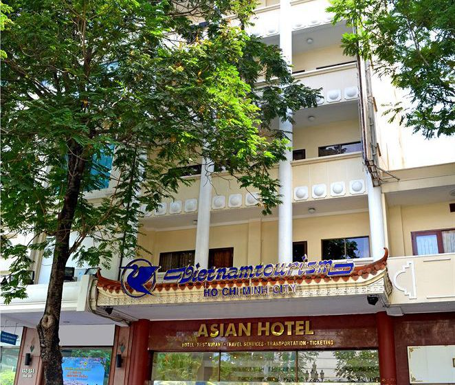 Hotel Asian Ho chi Minh