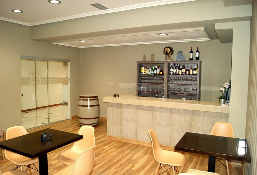 Cafeteria Hotel El Retiro de Cardea Oviedo