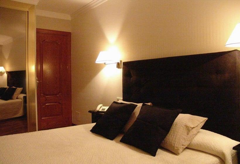 Habitación Aparthotel Casa Vella Ordino