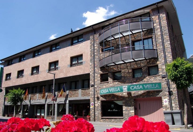 Aparthotel Casa Vella En Ordino Desde 24 Destinia