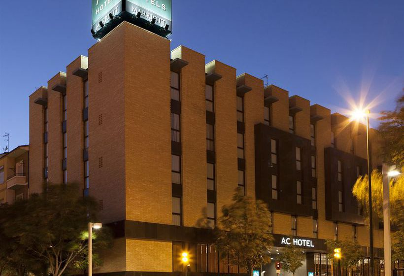 Hotel AC Zaragoza Los Enlaces by Marriott Saragossa