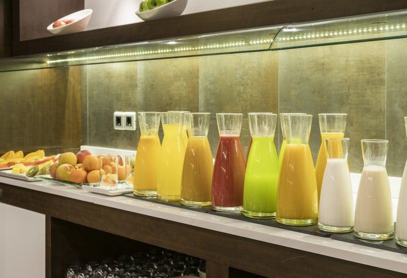 Restaurant Hotel Ilunion Suites Madrid