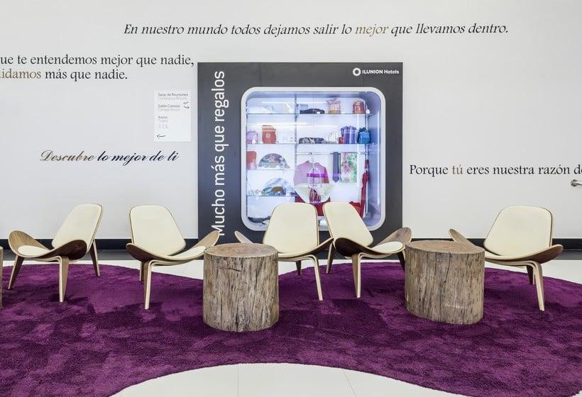 Common areas Hotel Ilunion Suites Madrid