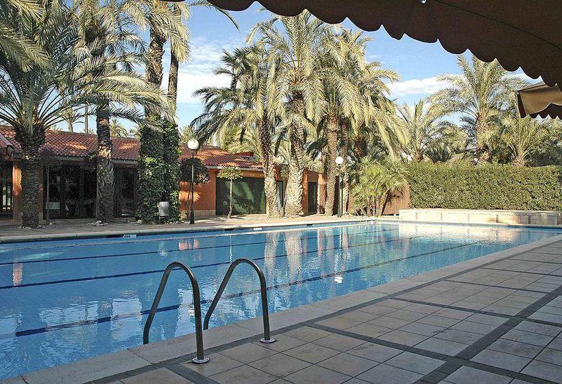 Hotel jardin milenio en elche destinia for Jardin milenio elche
