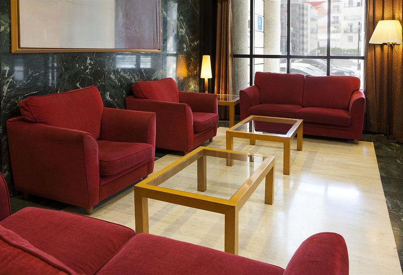 Common areas Hotel Leonardo Madrid City Center
