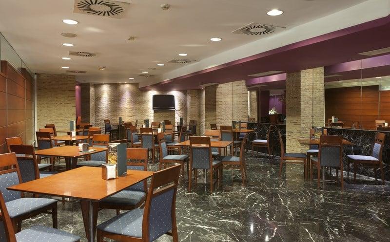 Cafeteria Hotel Olympia Events & Spa Alboraya