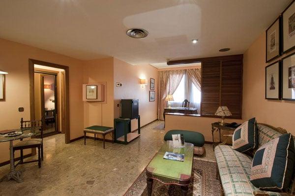 Hotel Suites Foxa 25 Madrid