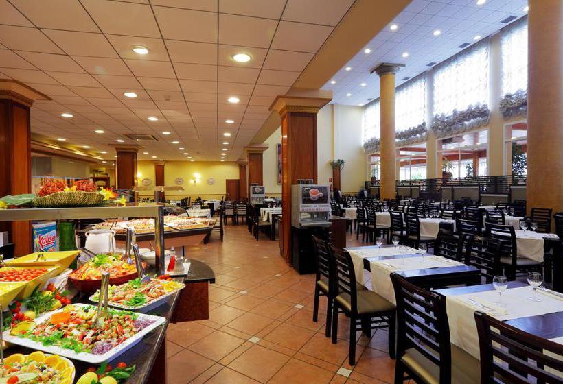 رستوران Palas Pineda Hotel La Pineda