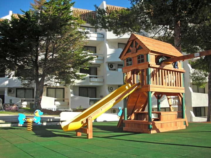 Children facilities Complejo Eurhostal Alcoceber