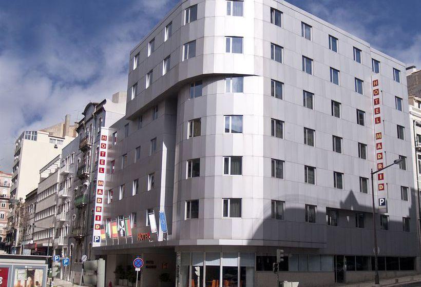 Hotel 3K Madrid Lisbon