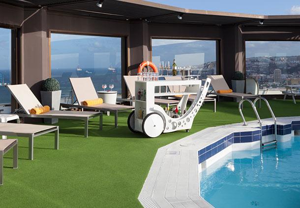 Swimming pool Hotel AC Gran Canaria Las Palmas de Gran Canaria