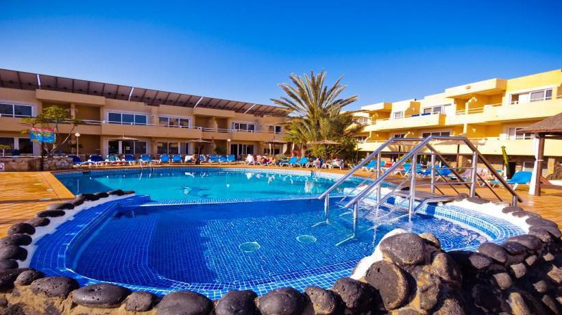 Swimming pool Hotel Arena Corralejo