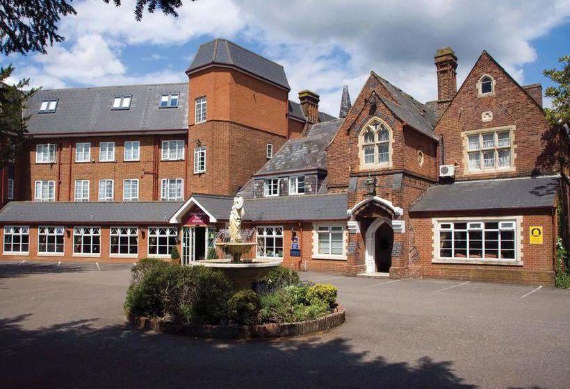 Hotel Best Western Abbots Barton Canterbury