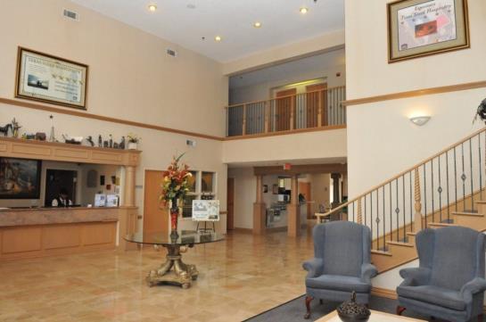 Hotel Best Western Plus Dfw Airport Suites Irving