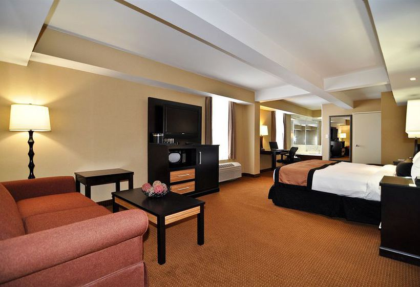 Hotel Best Western Plus Newark Airport West Newark-New Jersey