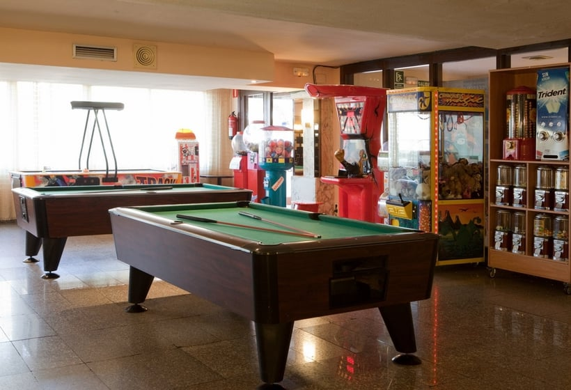 Sports facilities Hotel H Top Gran Casino Royal Lloret de Mar