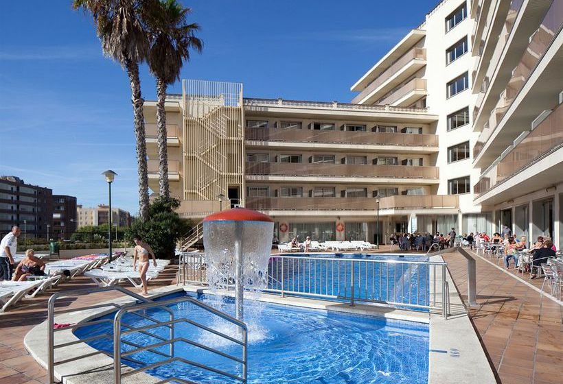 Swimming pool Hotel H Top Royal Star Lloret de Mar