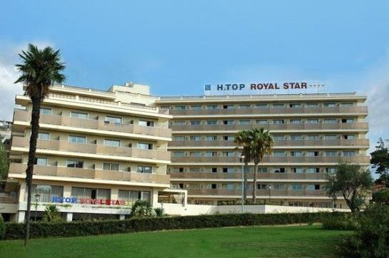 هتل H Top Royal Star یرت دِ مار