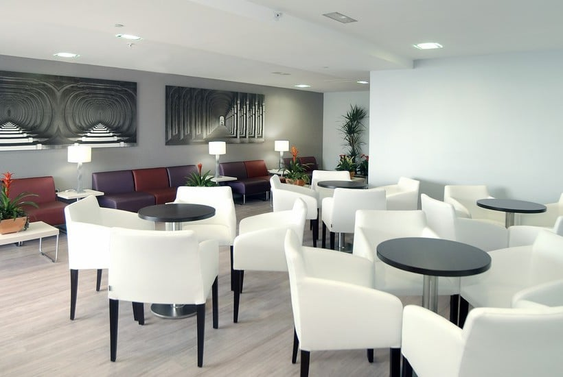 Common areas Hotel MedPlaya Flamingo Oasis Benidorm