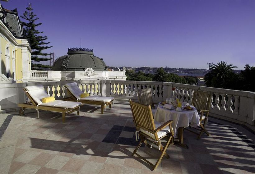 Pestana Palace Hotel & National Monument Lisbon