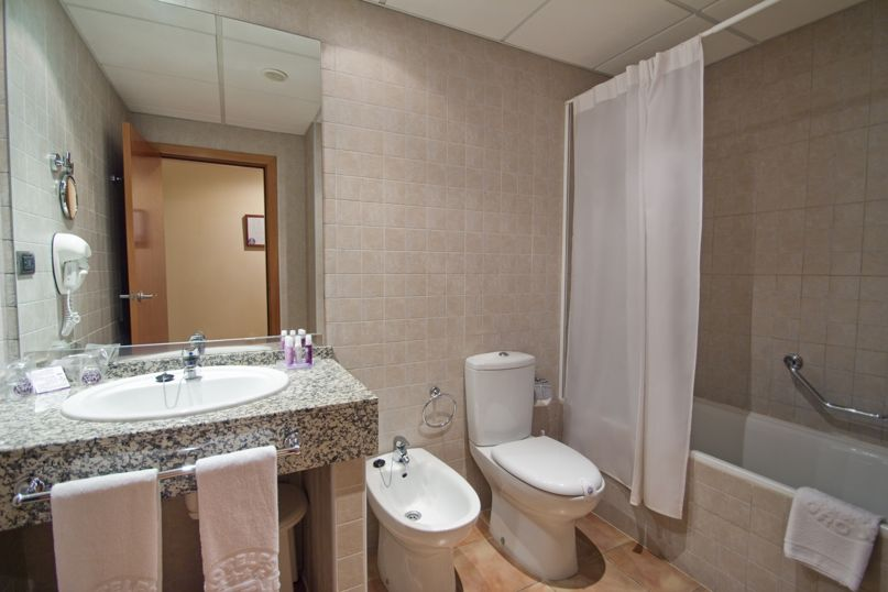 Bathroom Hotel Servigroup Marina Mar Mojacar