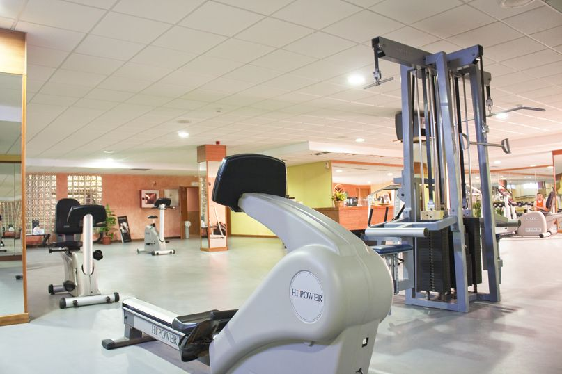 Sports facilities Hotel Servigroup Marina Mar Mojacar