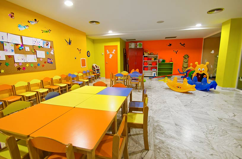 Children facilities Hotel Servigroup Marina Playa Mojacar