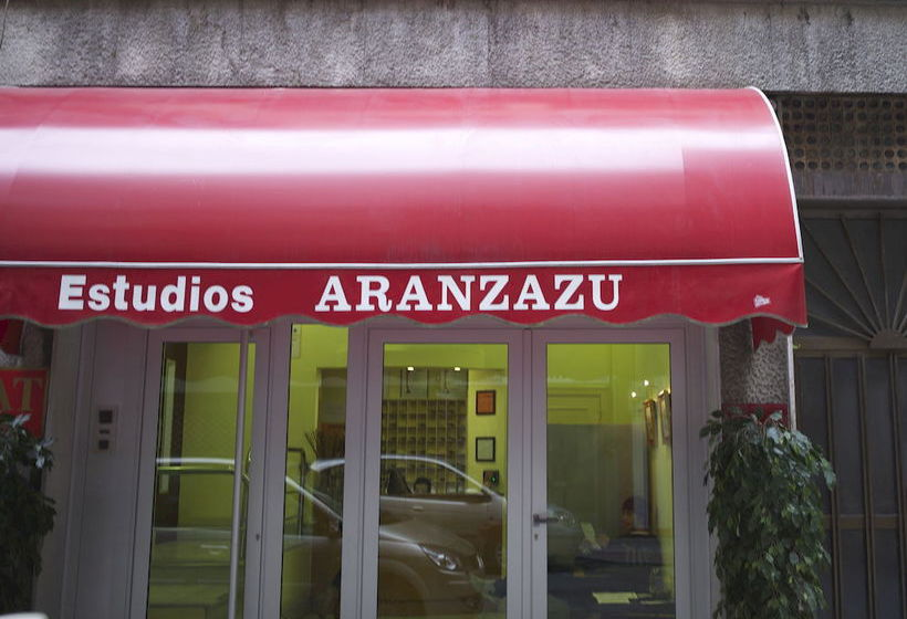 Outside Apartamentos Aránzazu Santander