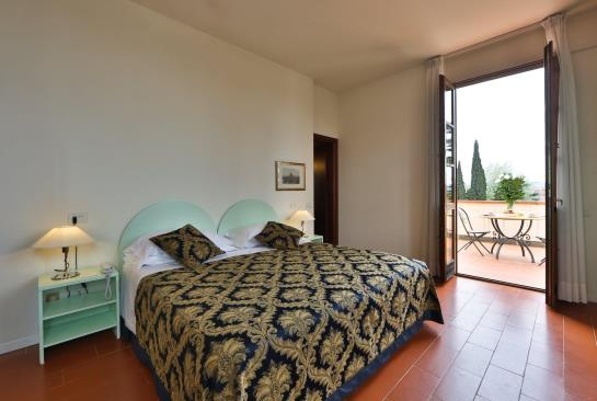 Hotel Villa Gabriele D'Annunzio Florence
