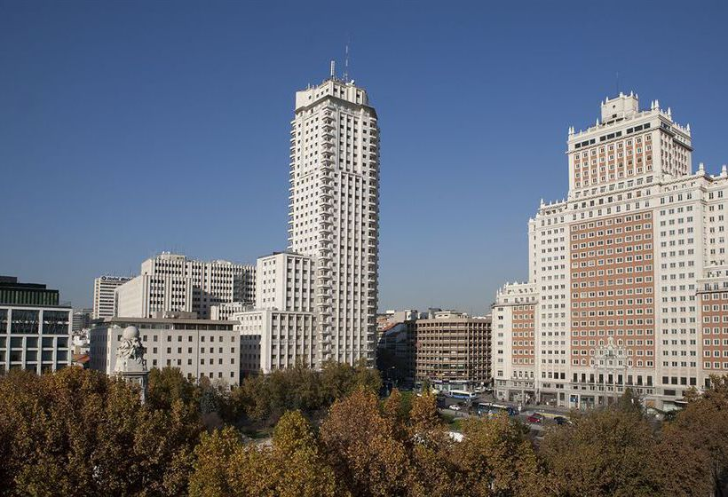 Espahotel Plaza de España Madrid