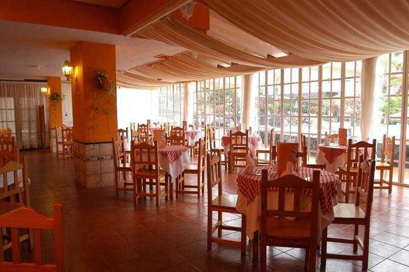 رستوران H10 Costa Salinas Playa de los Cancajos