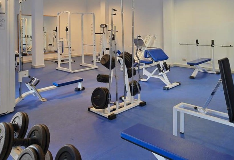 Sport center Hipotels Barrosa Garden Chiclana de la Frontera