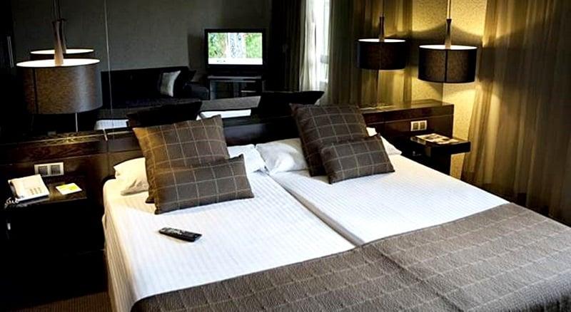 Habitación Hotel Mirador de Chamartín Madrid