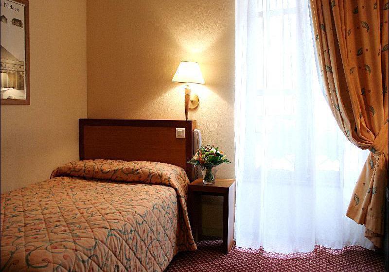 Hotel Pavillon Louvre Rivoli Paris