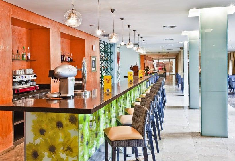 Cafeteria Hotel Barceló Margaritas Playa del Ingles