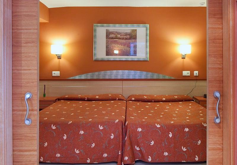 اتاق هتل H Top Calella Palace کالیا