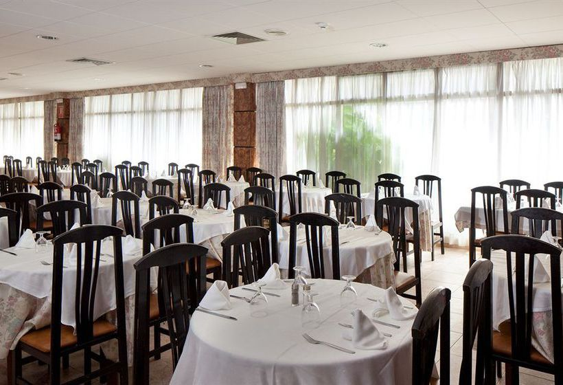 Restaurant Hotel H Top Royal Beach Lloret de Mar