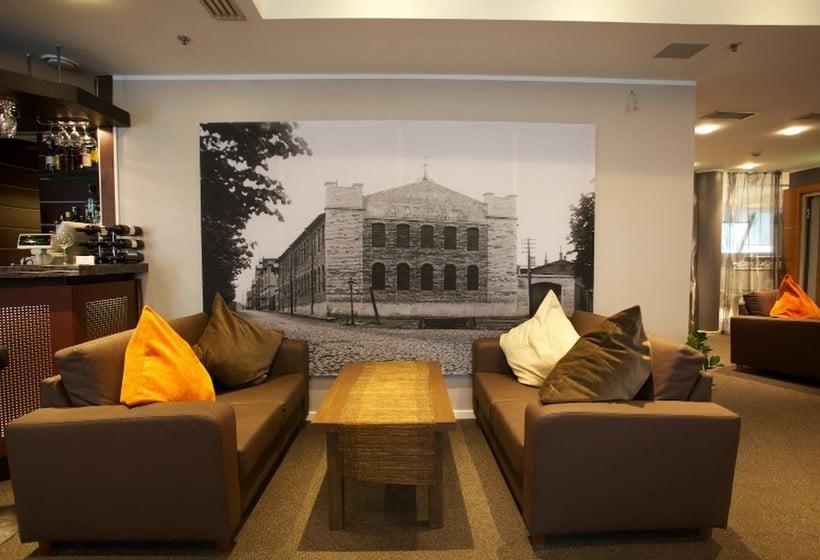 Cafeteria PK Ilmarine Hotel  Tallinn