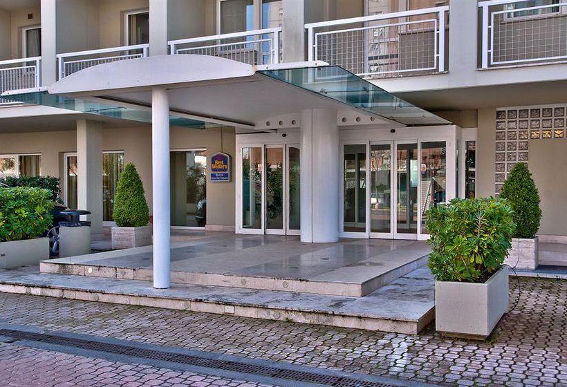 Best Western Hotel Roma Tor Vergata Rome