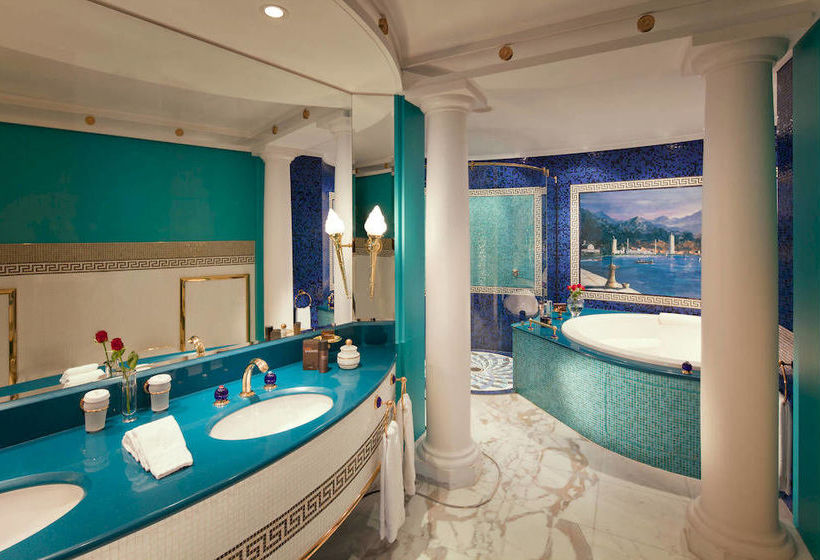 H tel jumeirah burj al arab duba partir de 592 for Burj al khalifa hotel rooms