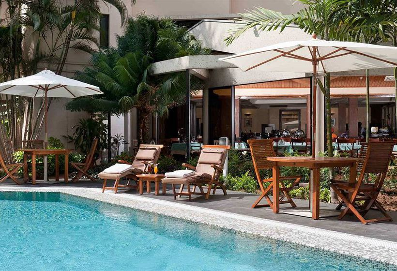 Hotel The Moorhouse IKoyi Lagos