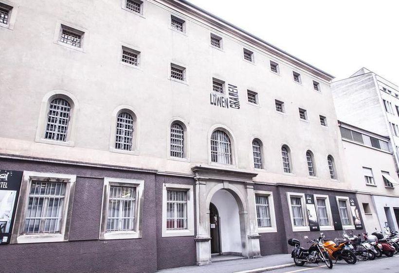 Jailhotel Lowengraben Lucerne