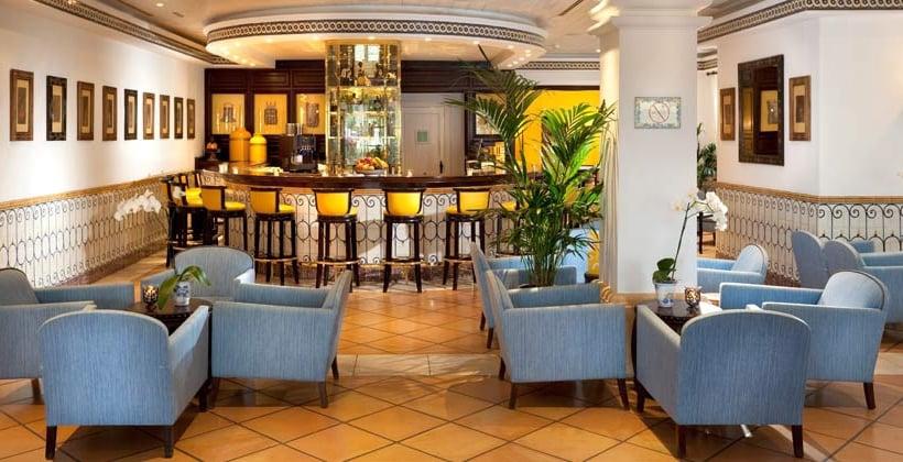 Cafeteria Seaside Grand Hotel Residencia Maspalomas