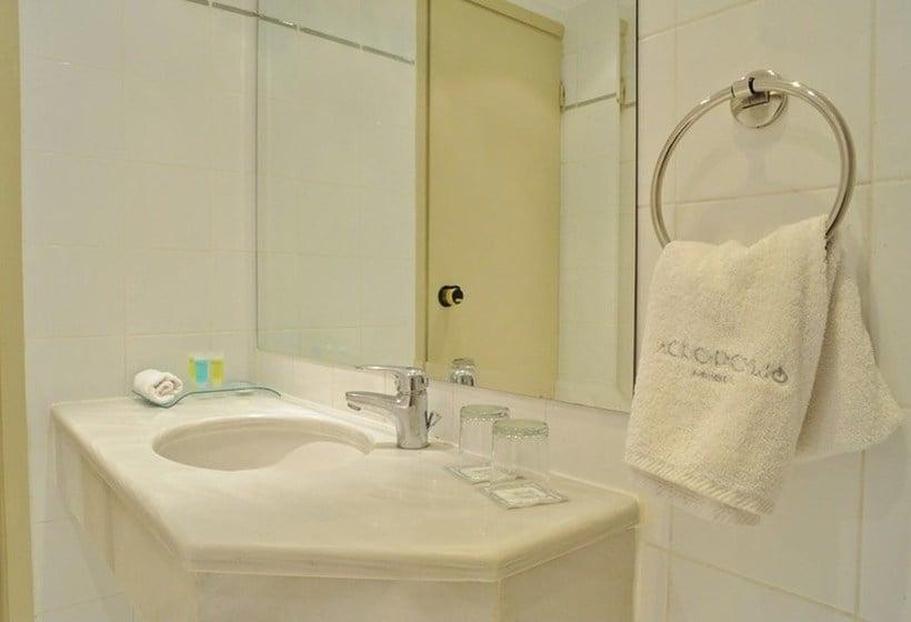 Bathroom Acropolis Select Hotel Athens
