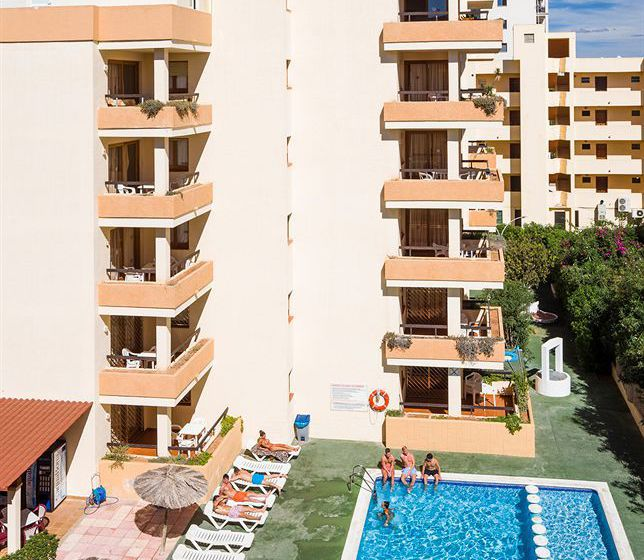 Arlanza Apartments  Playa d'en Bossa