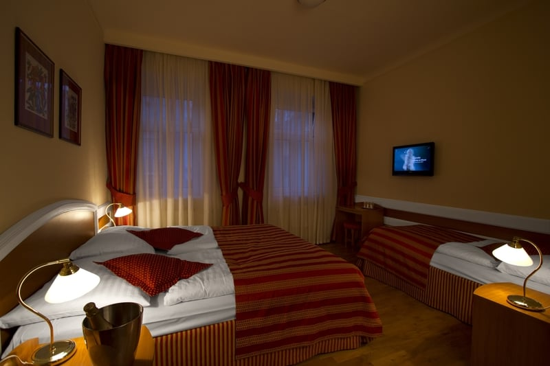 Hotel Marketa Prague