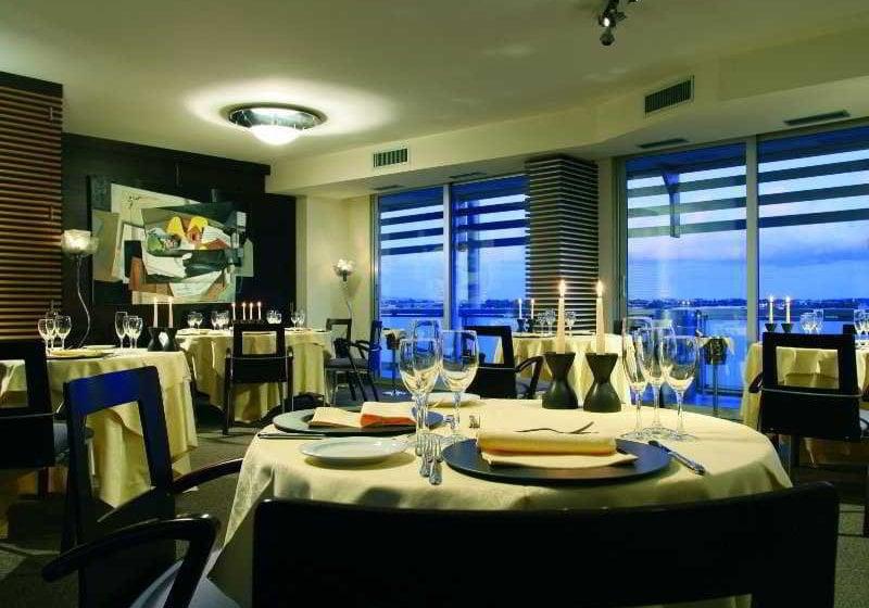 Restaurant Hotel Barcelo Aran Park Rome