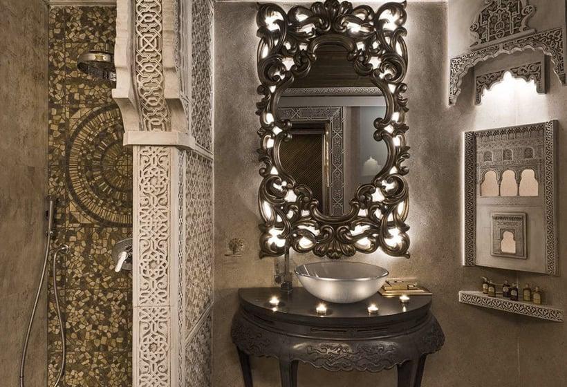 Bathroom Sun Palace Albir Hotel & Spa L'Alfas del Pi