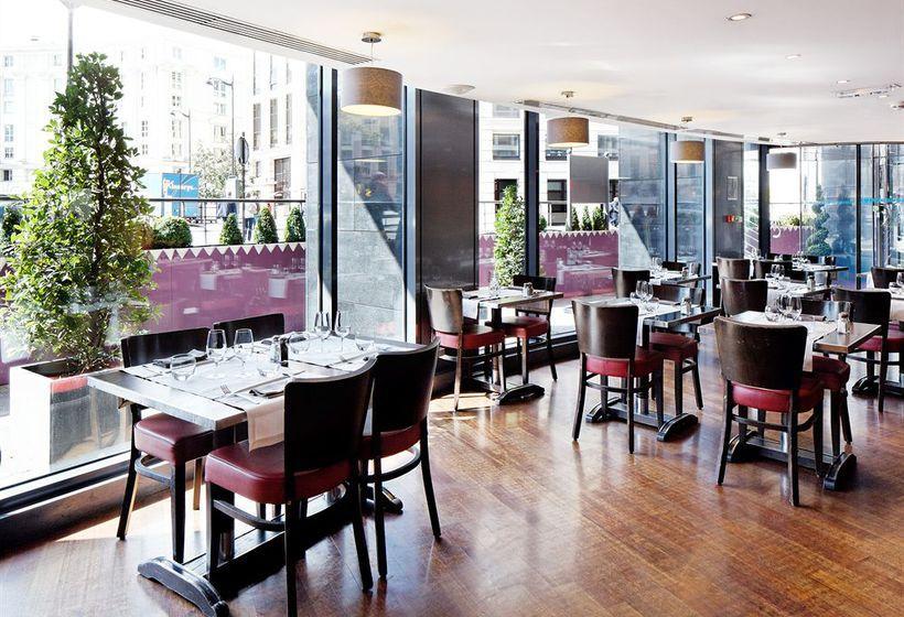 Restaurant Hotel Catalogne Paris Gare Montparnasse