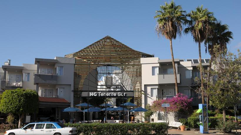 Exterior Apartamentos HG Tenerife Sur Los Cristianos